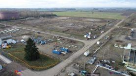 Vidéo en suivi de chantier Total Oberhoffen-sur-Moder